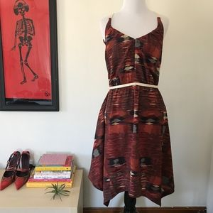 Urban Outfitters Ecoté Open Back Dress Medium
